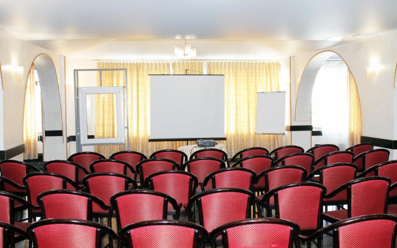 Конференц-зал в Огнях Мурманска