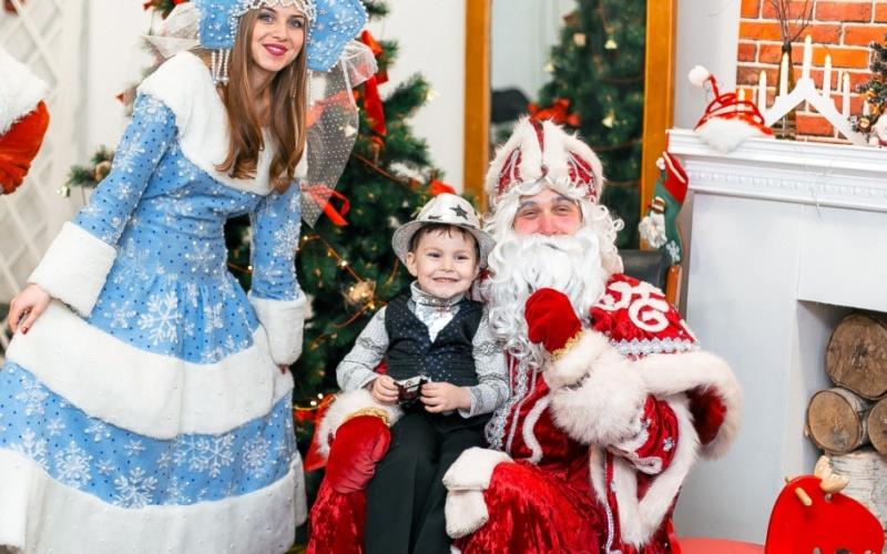 Резиденция Дедушки Мороза открыта!